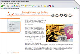 Border Management Solutions.com